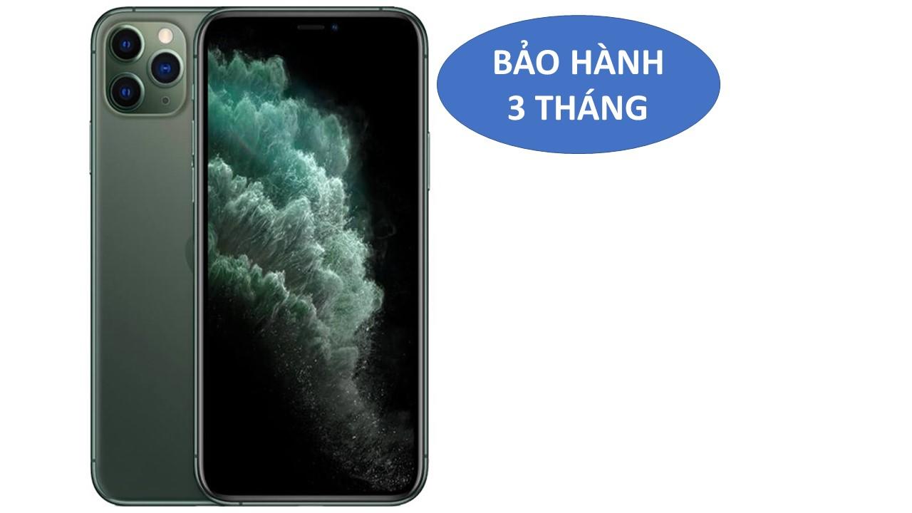 Iphone 11Pro Max bản QT 64G máy mầu xanh