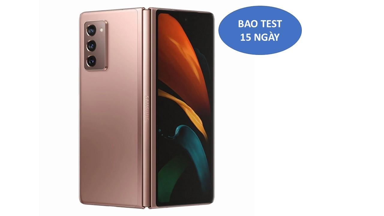 Samsung Glaxy Fold2 5G hàng công ty còn bảo hành chính đến tháng 3 năm 2022,full box