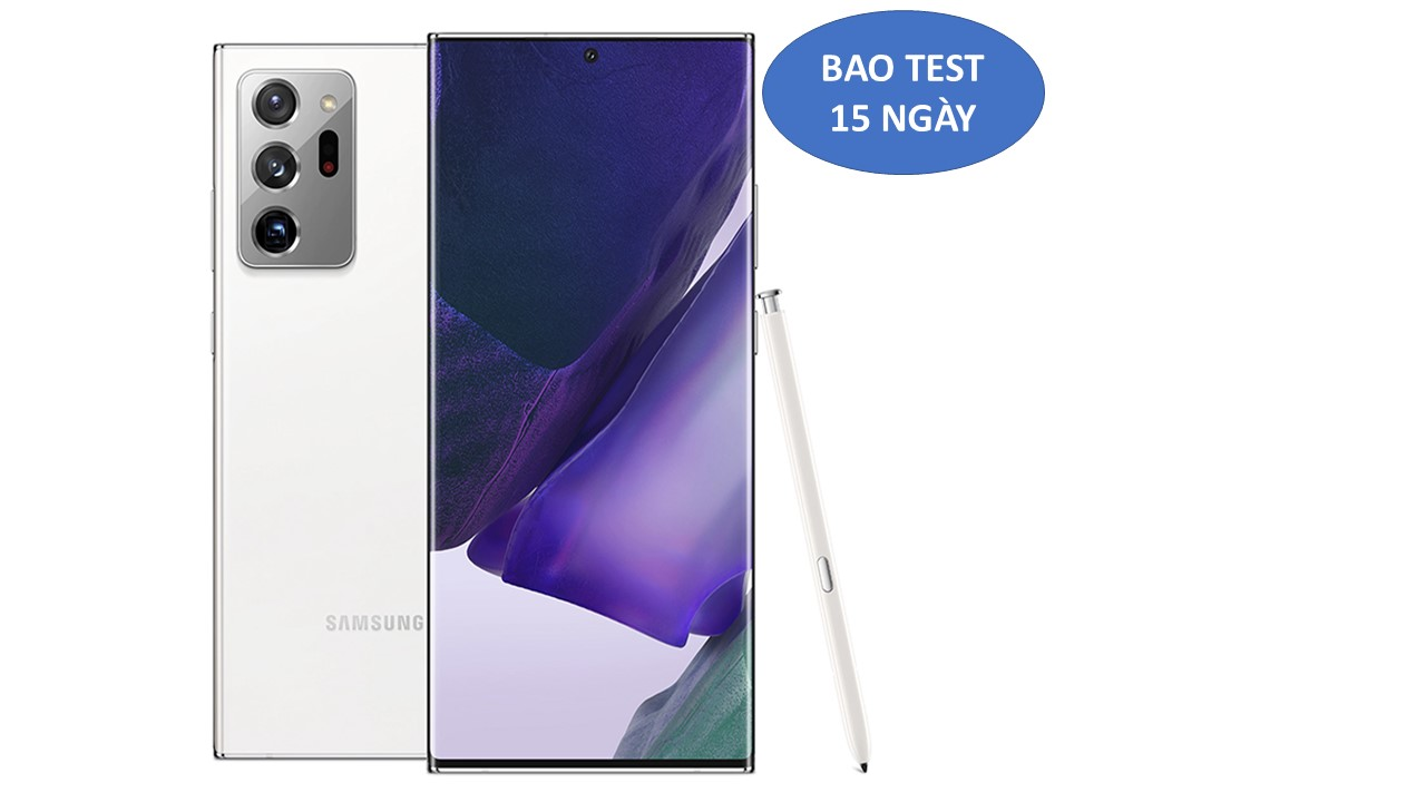Samsung Note 20Ultra hàng công ty mới tinh nguyên Seal